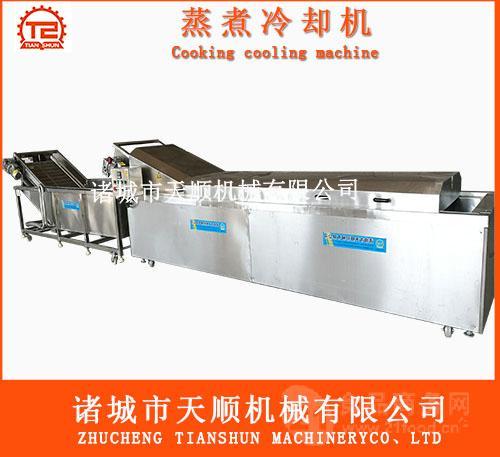 供应卤煮设备加工流水线生产厂家