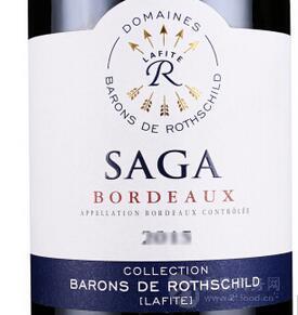 拉菲Saga干红价格、传说波尔多红酒批发、拉菲红酒
