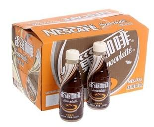 雀巢(Nestle)咖啡批发、雀巢丝滑拿铁专卖
