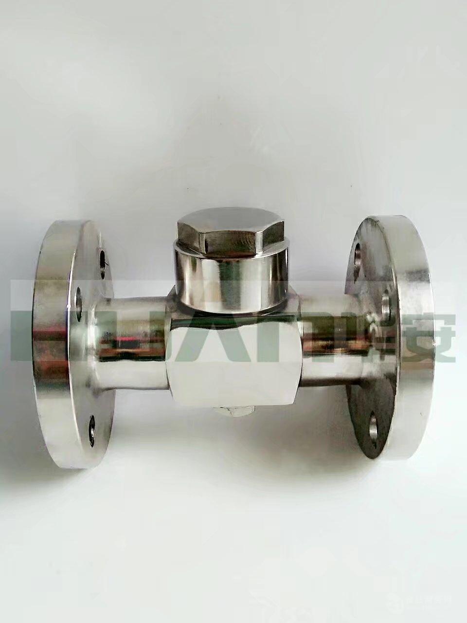 卫生级不锈钢法兰,快装热动力蒸汽疏水阀