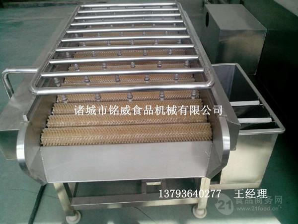 芥菜清洗机 酱菜加工设备生产厂家