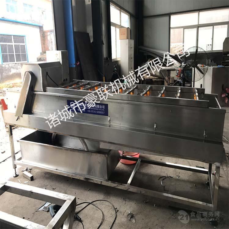 豪联牌HLMX-2000优质不锈钢高效快捷大青芒清洗机