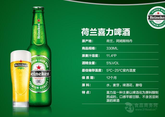 喜力啤酒最新广告_喜力啤酒批发、上海喜力啤酒批发、啤酒经销商批发价格 比利时 ...