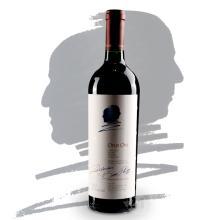 美国酒王】【作品一号】干红葡萄酒【Opus one】及时送到