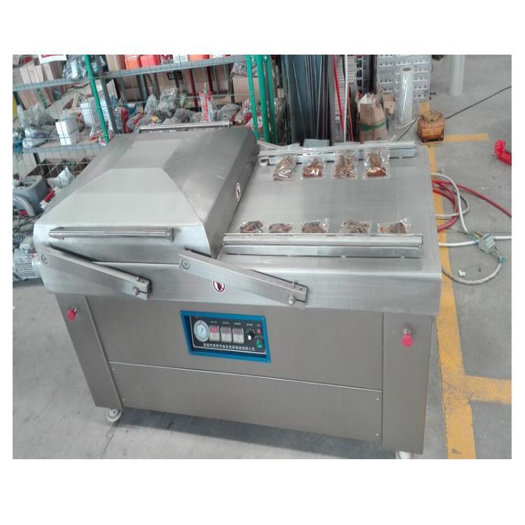600型双室 厂家手工豆腐皮真空包装机直销批发