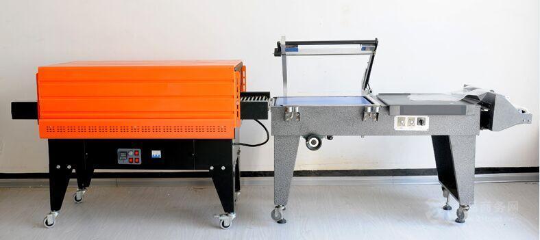 日照pof膜二合一收缩机厂家-济南沃发-PE膜热收缩包装机价格