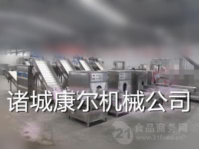 天 津洋葱自动去皮 剥皮机高效节能6