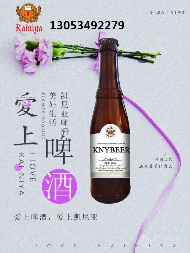 330ml德国风味凯尼亚啤酒招商供货