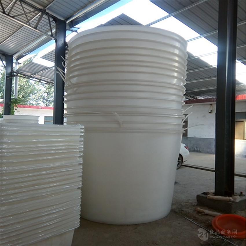 辽宁酸菜厂专用塑料大白桶