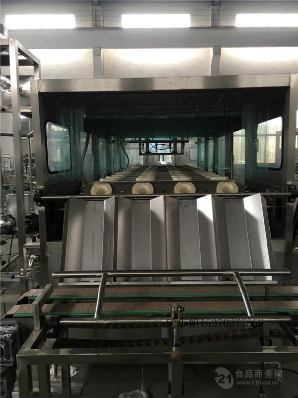 厂家销售桶装水灌装机设备