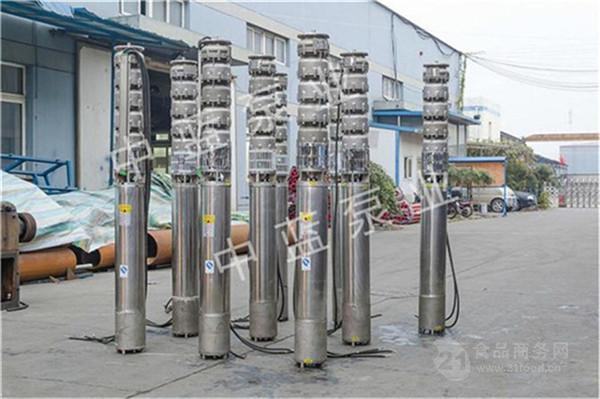 水池/水井给水/排水专用潜水电泵-大流量高扬程井用潜水泵