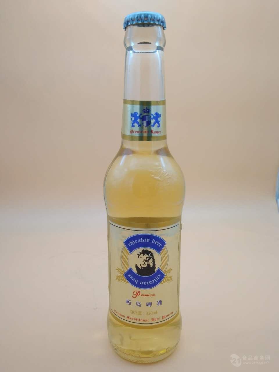 330ml夜场玻璃瓶啤酒全国招商 独家代理
