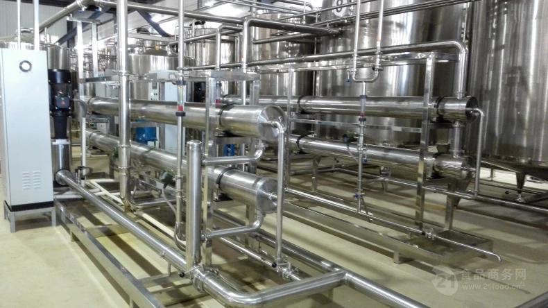 肝素钠精制除杂膜浓缩设备