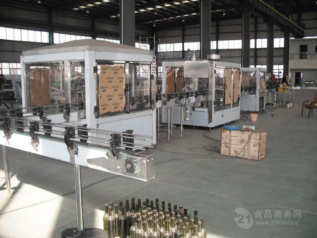 新乡新航葡萄酒灌装线厂家——专业生产葡萄酒设备生产商