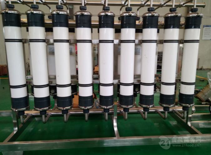 和诚过滤供应 蜂蜜醋澄清除杂 膜过滤设备