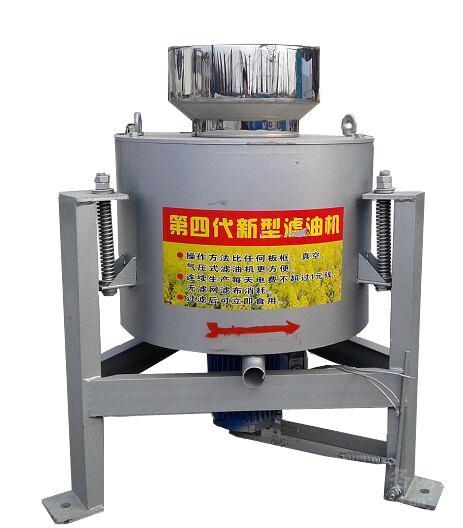 新一代菜籽油滤油机