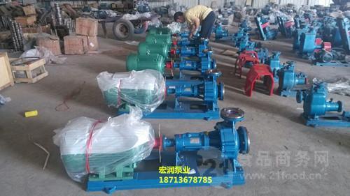 炼油厂高温400度循环泵/湖北RY10065250型导热油泵