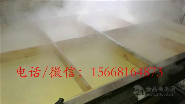 曲江小型腐竹油皮机,生产腐竹设备要多少钱