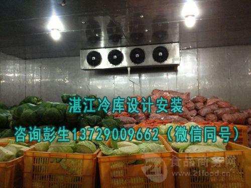 湛江冷库专业设计方案