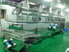 调味品专用振动流化床干燥机