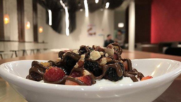 黄山奇��+�Z��3�VӞ&_费列罗打造了一家榛果酱餐厅 品牌们为什么喜欢开餐厅