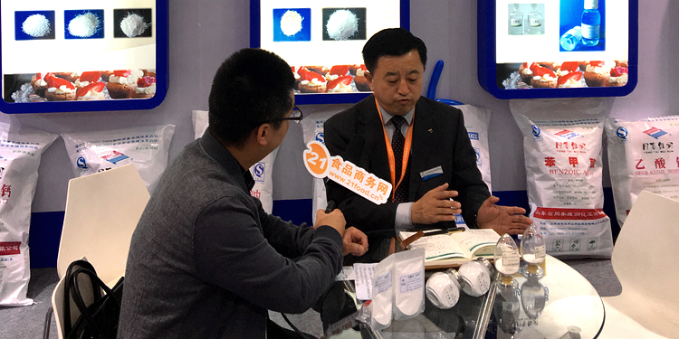 同泰维润:2025年实现食品防腐剂销售额达到30亿