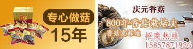 庆元县绿尔佳食品有限公司招商