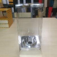 白酒透明盒厂家大量定做各种白酒包装盒透明酒盒