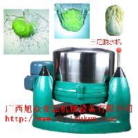 蔬菜专用Ss300三足式卸料脱水机