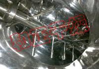 带强制搅拌器V型混合机 粉剂搅匀机  食品干粉混匀设备