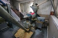大豆油生产车间