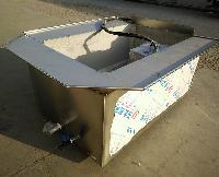 食品级不锈钢烫池 屠宰专用烫锅