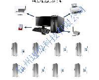 冷库冰箱无线温度监测系统