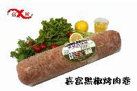 喜富黒椒烤肉卷 自助火鍋烤肉專用 工廠直供