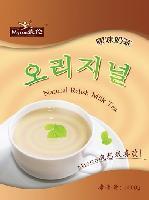 郑州厂家直销原味奶茶低价起批量大从优甜品站饮品店