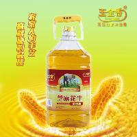玉金香 芝麻花生调和油 5L