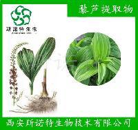 藜芦提取物 藜芦粉 藜芦提取物 藜芦  斯诺特厂家