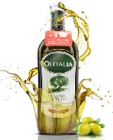 Extra Virgin Olive Oil 奥尼初榨橄榄油 意大利原装进口1L