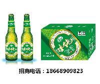 小瓶啤酒冰纯啤酒低价位24瓶装酒水加盟