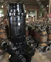 热水潜水泵|耐高温120度潜水泵-天津众博
