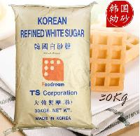 漯河韩国白砂糖供应商_韩国ts白砂糖厂家批发价格发糕专用糖