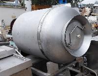 转让二手肉制品加工设备 斩拌机 杀菌锅 包装机