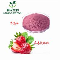 天然植物提取 草莓粉 草莓果粉 品质保证 厂家批发
