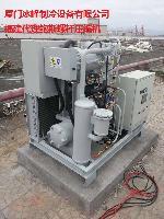 福建鲍斯变频螺杆水冷冷凝机组
