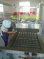 宁晋县亚兴YX190-I小型单模老式蛋糕机