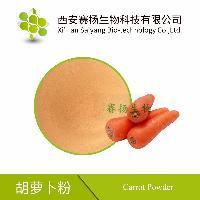 赛扬供应热风干燥胡萝卜粉 胡萝卜汁粉 口感佳,易溶解,易保存