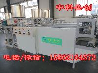 江苏海门市大型千张机设备,仿手工千张豆腐皮机