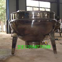 茶叶蛋卤煮锅 五香鹅蛋蒸煮夹层锅