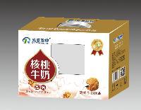 乳泰牧业  乳+系列  核桃牛奶