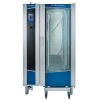 ELECTROLUX蒸烤箱AOS201ETA1 伊莱克斯20盘蒸烤箱 电脑版触屏